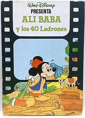 Club del libro Micky: Alí Babá y: Disney