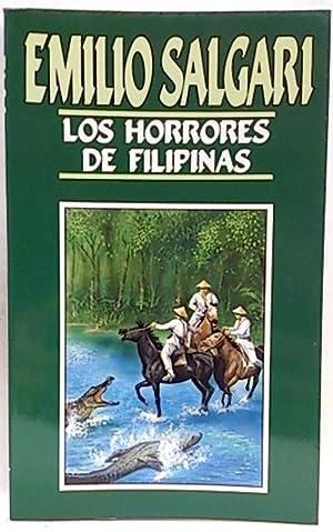 Los horrores de filipinas: Salgari, Emilio
