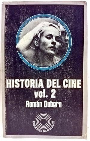Historia del cine. (tomo 2): Gubern Bernard, Román