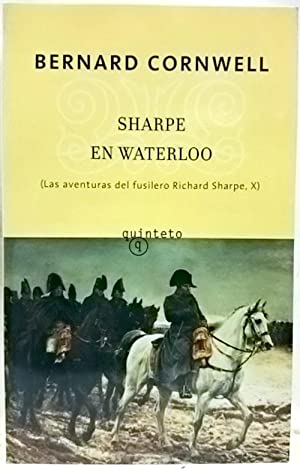 Sharpe en Waterloo.
