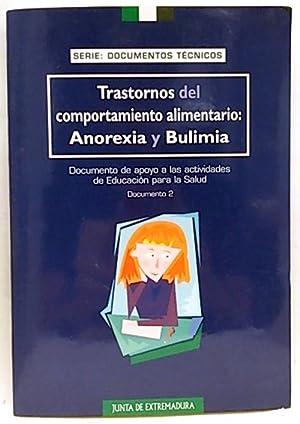 Trastornos del comportamiento alimentario: anorexia y bulimia.: Antolín Gutiérrez, Manuel;