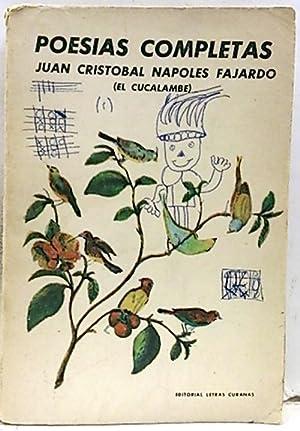 Poesías completas: Nápoles Fajardo (El
