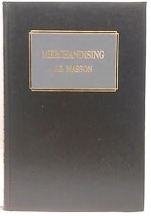 El merchandising: Masson, Jean-Emile; Wellhoff,