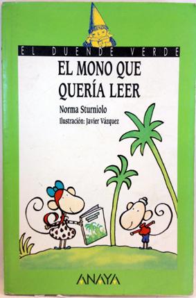 El mono que quería leer: Sturniolo Pineyro, Norma