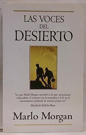 Las voces del desierto: Morgan, Marlo