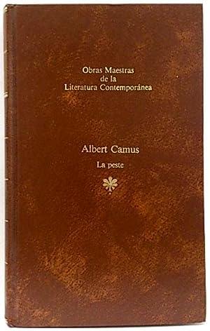 Peste, la: Camus, Albert