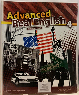 Advanced Real English 4 Student's Book: Addison, Charlotte; Norcott,