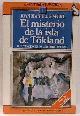 Misterio de la isla de Tokland, el: Gisbert, Joan Manuel