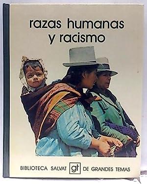 Las razas humanas y racismo: Esteva, Claudio