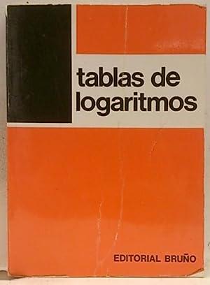 Tablas de logaritmos con decimales desde 1: Equipo Editorial