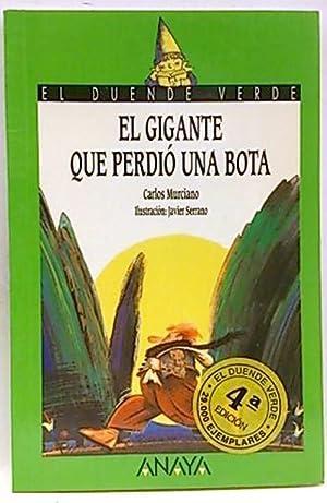 El gigante que perdió una bota: Murciano, Carlos