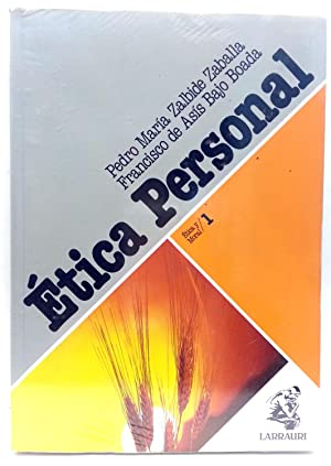 Etica personal: Zalbide Zaballa, Pedro María