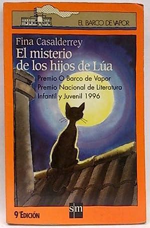 El misterio de los hijos de Lúa: Casalderrey, Fina