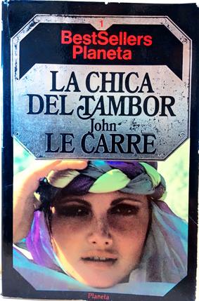 La chica del tambor: Le Carré, John
