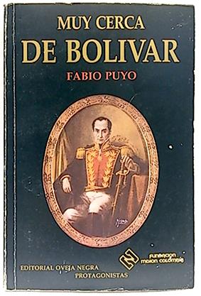Muy cerca de Bolivar: Fabio Puyo