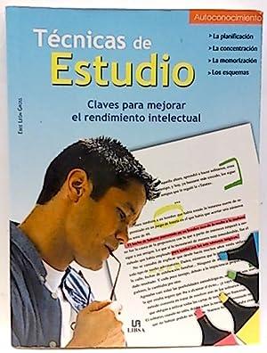 Técnicas de estudio: León Gross, Isabel