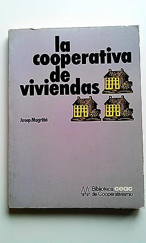 La cooperativa de Viviendas: Magriñà Blasi, Josep