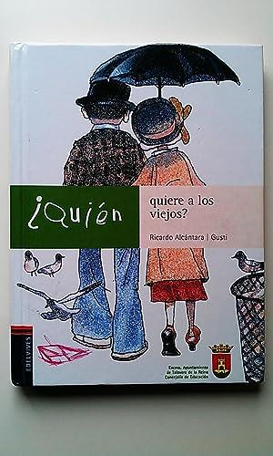 Quien Quiere a los Viejos: Alcántara, Ricardo (1946-