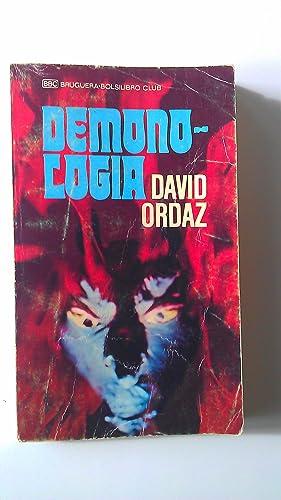 Demonología: David Ordaz