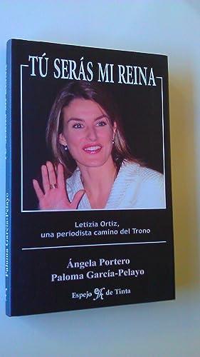 Tú serás mi reina: Letizia Ortiz, una: Portero, Angela