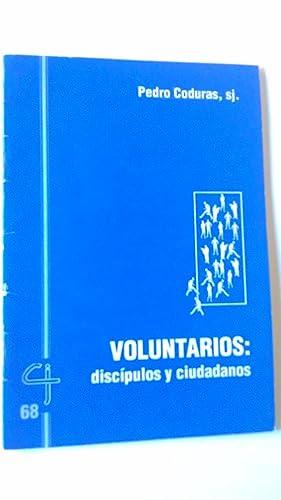 Voluntarios: Discípulos y Ciudadanos Nº 68: Pedro Coduras, Sj .