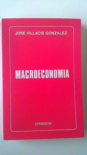 Macroeconomía: Villacís González, José