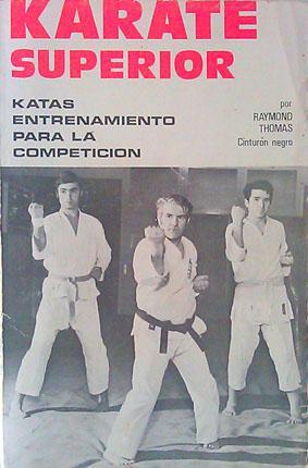 Karate Superior: Raymond Thomas Cinturón Negro