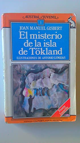 El Misterio de la Isla Tokland: Gisbert, Joan Manuel