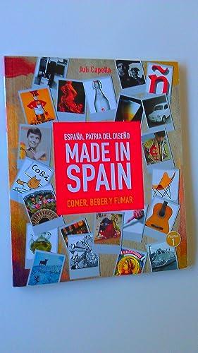 España , Patria Del Diseño MADE IN: Juli Capella