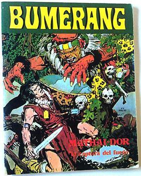 Bumerang Mathai-Dor 4: Varios Autores
