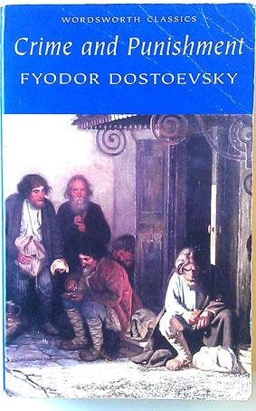 a look at suffering in fyodor dostoevskys novel crime and punishment As you might have guessed from the title, fyodor dostoevsky's crime and punishment is obsessed with crime, criminality, and vice like many of the best books, it asks more questions than it answers.