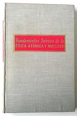 Fundamentos Teóricos De La Física Atómica Y: Sanchez Del Rio,