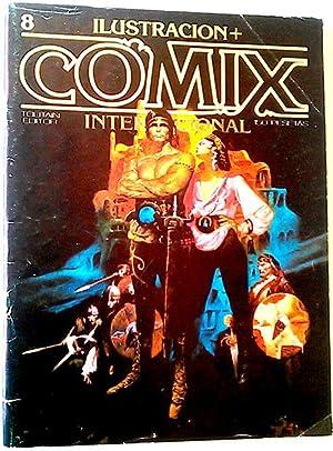 COMIX Internacional: Varios Autores