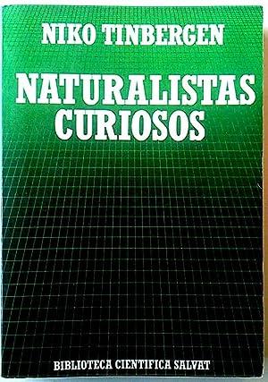 Naturalistas curiosos: Tinbergen, Niko
