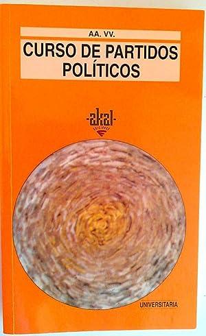 Curso de partidos políticos: A A.V V.