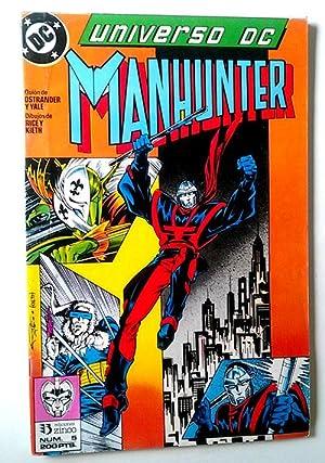 Universo DC Manhunter Nº 5 Comic: VVAA