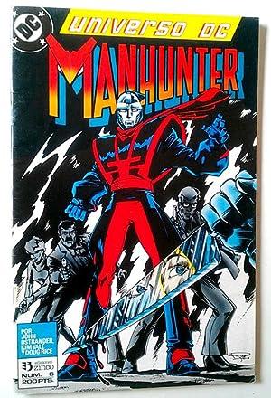 Universo DC Manhunter Nº 6 Comic: VVAA