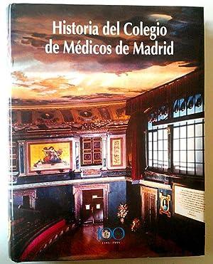 Historia del Colegio de Médicos de Madrid: Albarracín Teulón, Agustín