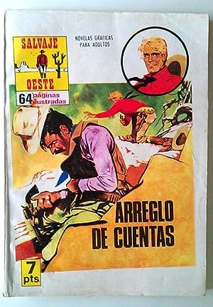 Novela Del Oeste Arreglo De Cuentas: VVAA