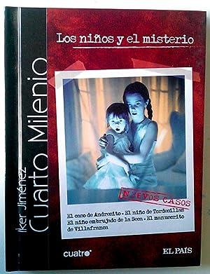 Cuarto Milenio Los niños y el misterio: Jiménez Elízari, Iker