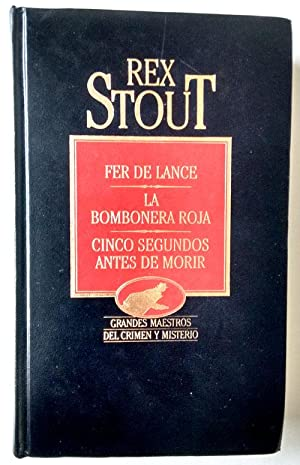Fer De Lance - La Bombonera Roja: Stout, Rex