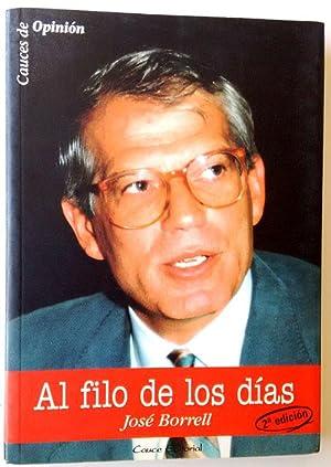 Al filo de los días: Borrell Fontelles, José