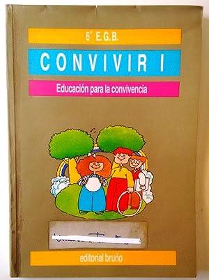 Convivir 1: educación para la convivencia, 6: Martínez Beltrán, José