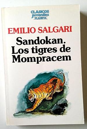 Sandokan, Los tigres de Mompracem: incluye La: Salgari, Emilio