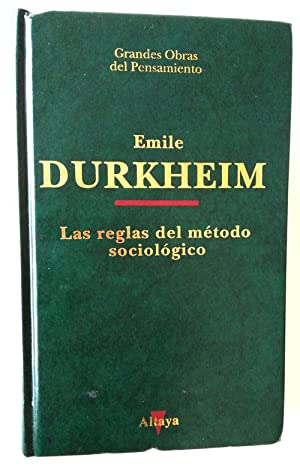 selected writings by emile durkheim Perfect for acing essays, tests, and quizzes, as well as for writing lesson plans   integration first came into use in the work of french sociologist émile durkheim.