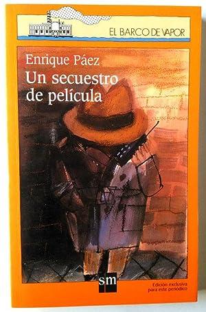 Un secuestro de película: Candel Guillén, María