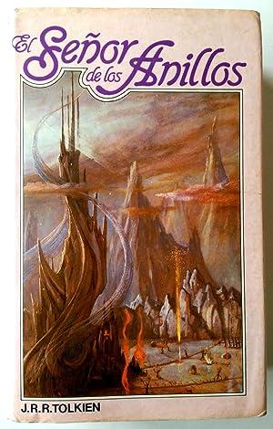 El señor de los anillos: Tolkien, J. R.