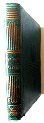 Fausto: Goethe, Johann Wolfgang