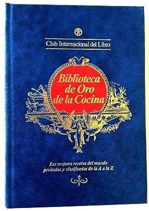 Biblioteca de Oro de la cocina 17: Melgar Escrivá de
