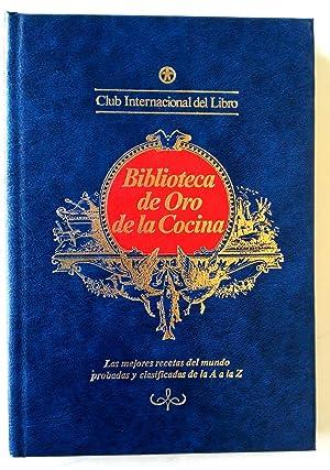 Biblioteca de Oro de la cocina 49: Melgar Escrivá de
